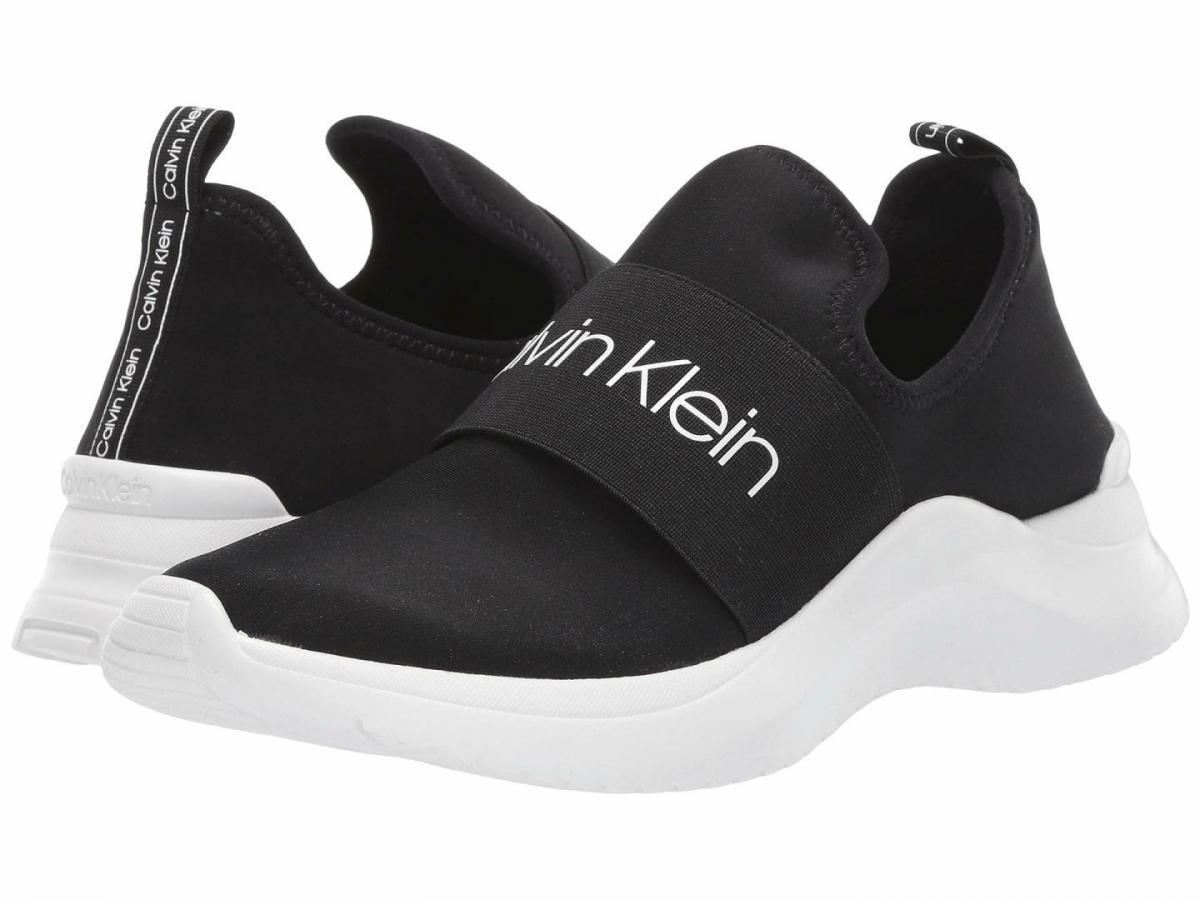 Calvin Klein Womens Lifestyle Sneakers