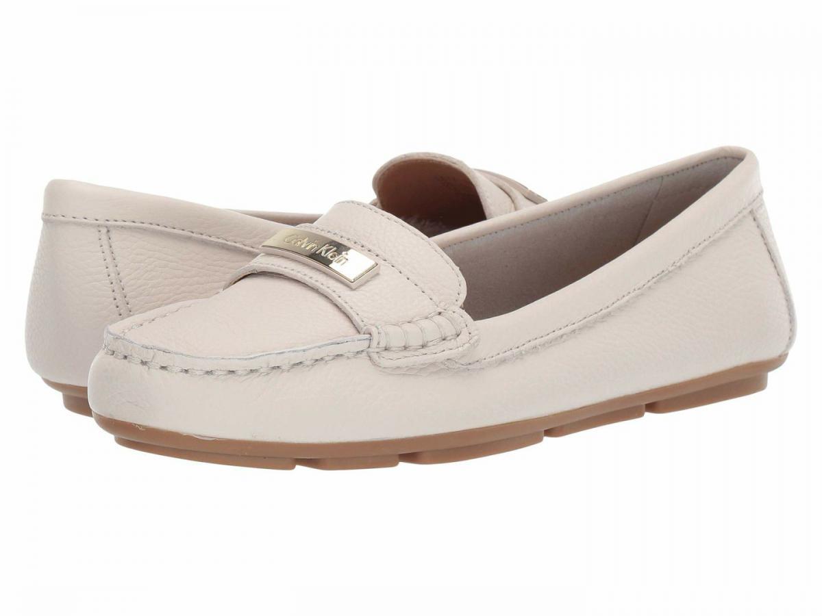 Calvin Klein Womens Loafers | Leta Soft