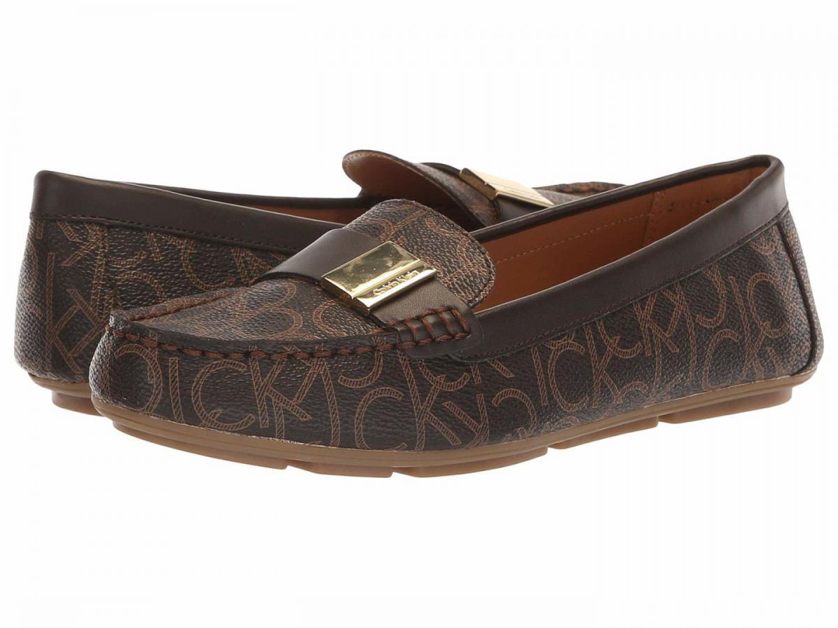 Calvin Klein Womens Loafers | Lisa